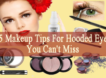 Best makeup for hooded eyes