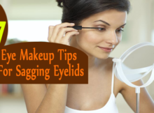 Eye Makeup Tips For Sagging Eyelids