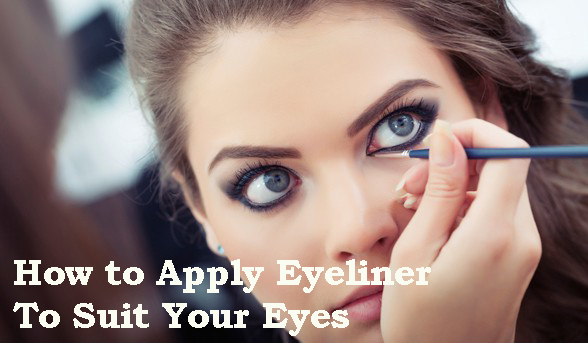 How to Apply Eyeliner to Suit Your Eyes copy