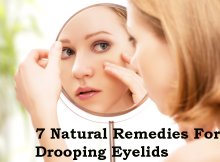 Natural Remedies For Drooping Eyelids
