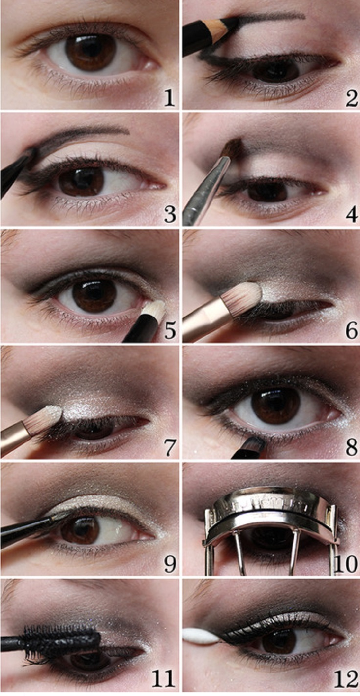 Video Makeup Tutorials: 15 Magical Makeup Tips To Beautify Your Hooded Eyes In A