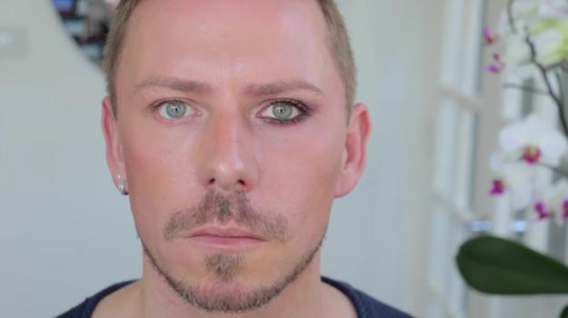 eyeliner for Hooded Eye