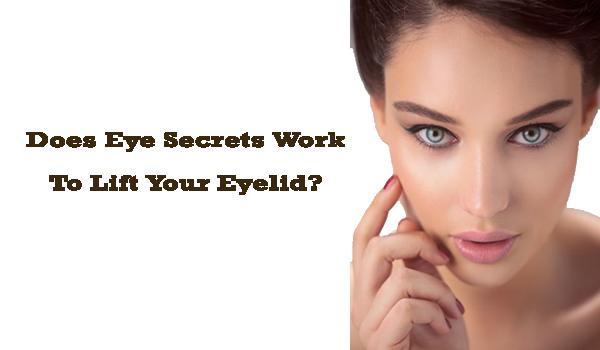 do eye secret really work