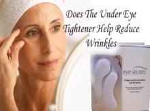 Does The Under Eye Tightener Help Reduce Wrinkles?