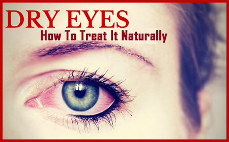 Home Remedies To Get Rid Of Dry Eyelids naturally