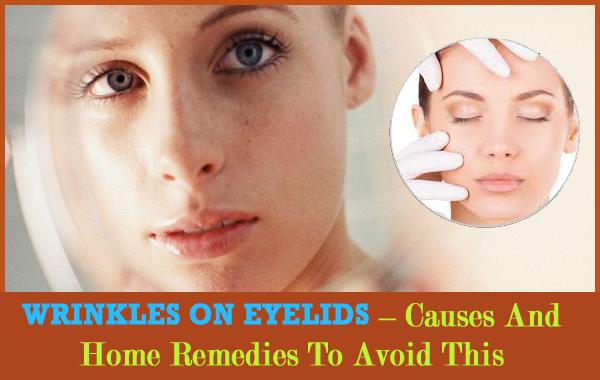 wrinkles on eyelids