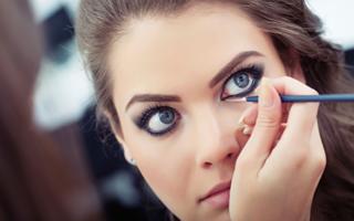 Under Eye Eyeliner