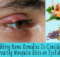 home remedies Mosquito Bites on Eyelids