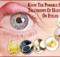 treat bump on eyelid