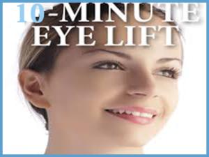 10-minutes eyelift