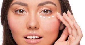 Wear an Anti-Aging Eye Cream or Eye Gel