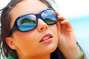Wear Eye Protection