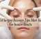 eyelid surgery recovery