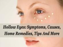 fix hollow eyes