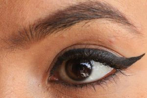 Use Dark Brown Eyeshadow on Eyebrows