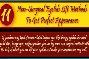 non-surgical eyelids lift treatments