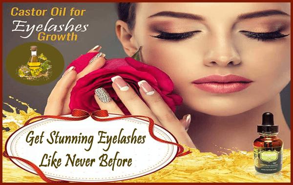 castor oil eyelash growth