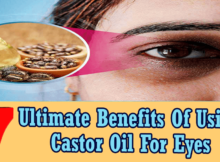 castor oil for eyes